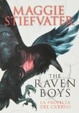 Cover of The raven boys