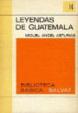 Cover of Leyendas de Guatemala