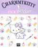 Cover of Charmmy Kitty. 600 sticker. Con adesivi