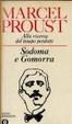 Cover of Sodoma e Gomorra
