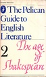 Cover of The Pelican Guide to English Literature, 2