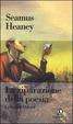Cover of La riparazione della poesia