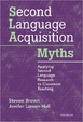Cover of Second Language Acquisition Myths