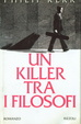 Cover of Un killer tra i filosofi
