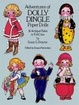 Cover of Adventures of Dolly Dingle Paper Dolls