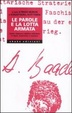 Cover of Le parole e la lotta armata