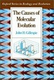 Cover of The Causes of Molecular Evolution
