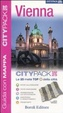 Cover of Vienna. Con cartina