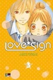 Cover of Love Sign vol. 3