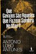 Cover of Que Cavalos São Aqueles Que Fazem Sombra No Mar?