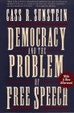 Cover of Democracy and the Problem of Free Speech