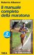 Cover of Il manuale completo della maratona