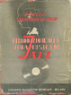 Cover of Introduzione alla vera musica di Jazz