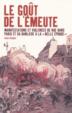 Cover of Le goût de l'émeute