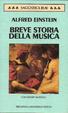 Cover of Breve storia della musica