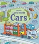 Cover of Look Inside Cars