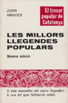 Cover of Les millors llegendes populars