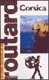 Cover of Corsica