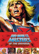 Cover of The Art of He-Man and the Masters of the Universe
