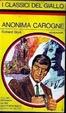 Cover of Anonima carogne