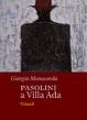 Cover of Pasolini a Villa Ada