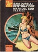 Cover of Sam Durell: destinazione mari del sud