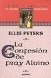 Cover of La confesión de Fray Aluíno