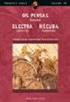 Cover of Persas, Electra, Hécuba, Os