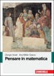 Cover of Pensare in matematica