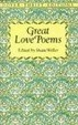 Cover of Great Love Poems