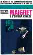Cover of Maigret e l'ombra cinese