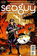 Cover of Seaguy: The Slaves of Mickey Eye #3
