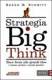 Cover of Strategia big think. Dare forza alle grandi idee e lasciar perdere i piccoli pensieri