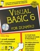 Cover of Visual Basic 6 For Dummies
