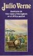 Cover of Aventuras de tres rusos y tres ingleses en el África austral