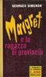 Cover of Maigret e la ragazza di provincia