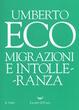 Cover of Migrazioni e intolleranza