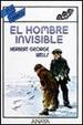 Cover of El hombre invisible