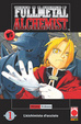 Cover of Fullmetal Alchemist vol. 1