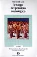 Cover of Le tappe del pensiero sociologico
