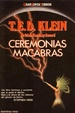 Cover of Ceremonias macabras