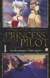 Cover of The princess and the pilot vol. 1