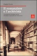 Cover of Il romanziere e l'archivista