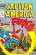 Cover of Capitan America n. 9