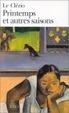 Cover of Printemps et Autres saisons