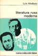Cover of Literatura rusa moderna