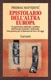 Cover of Epistolario dell'altra Europa