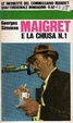Cover of Maigret e la chiusa n. 1