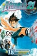 Cover of Eyeshield 21, Volume 10
