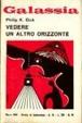 Cover of Vedere un altro orizzonte